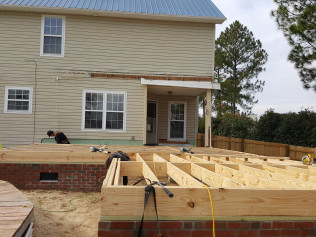 Home Addition Fayetteville, NC